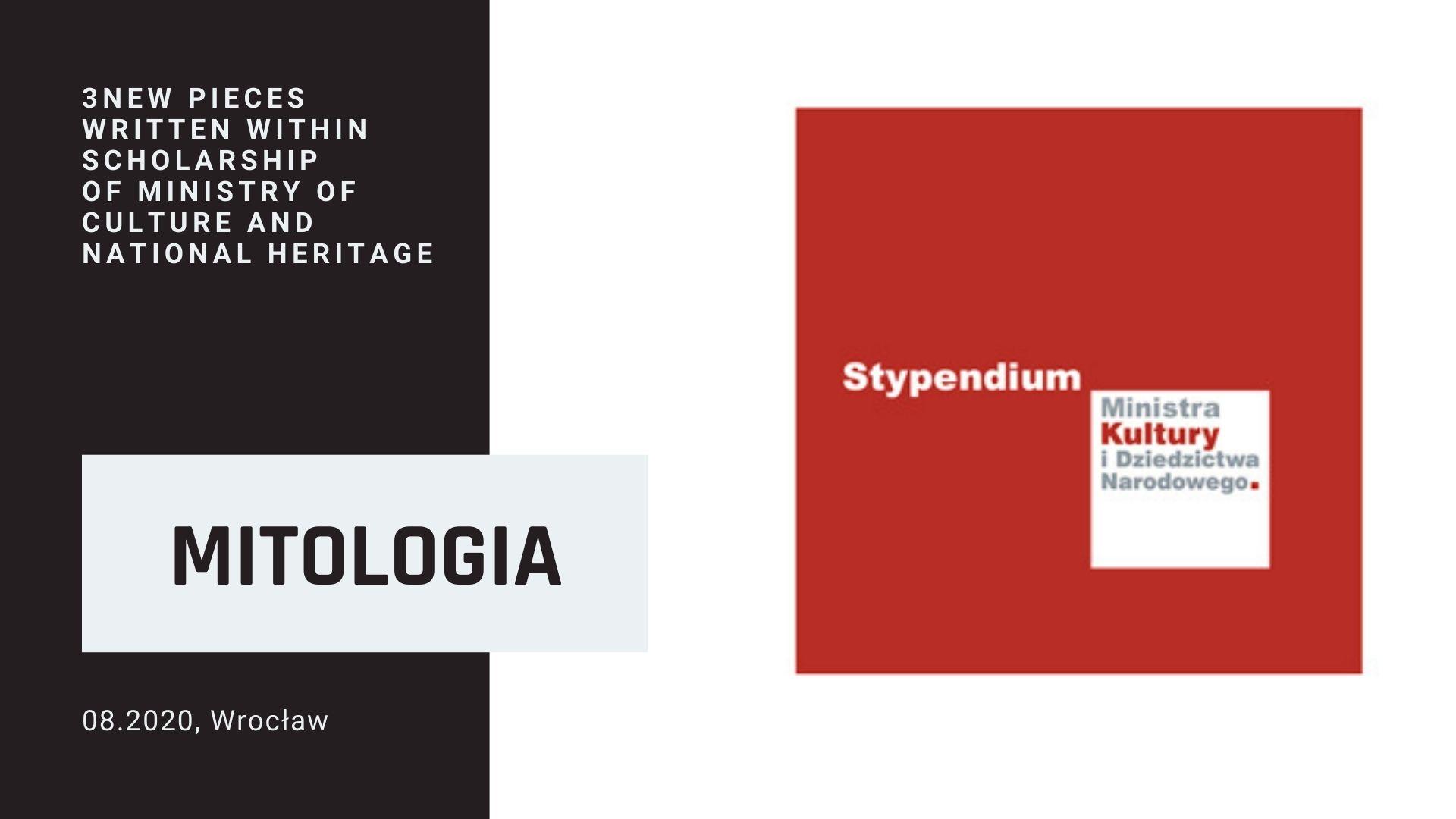 Mitologia Stypendium